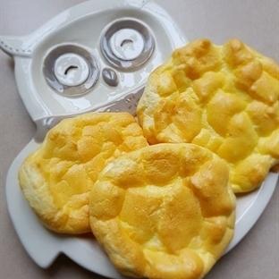 Yumurtadan Ekmek olur mu? Oopsie Ekmeği