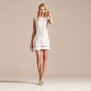 Beyazı dikkatli giyin