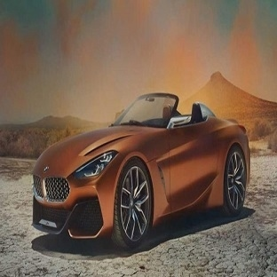 BMW'nin Tanıtacağı Yeni Harikası: Z4