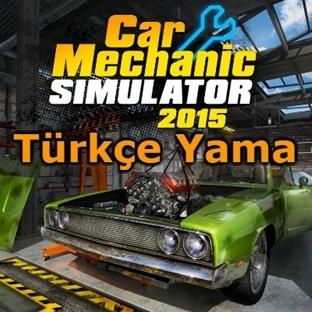 Car Mechanic Simulator 2015 Türkçe Yama
