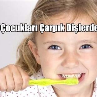 Çocukları Çarpık Dişlerden Koruma