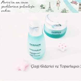 DARPHIN PARIS EXQUISAGE BEAUTY SERUM VE KREM