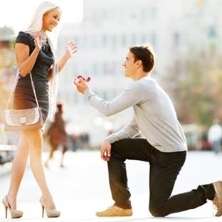 Evliliğe sıcak bakmasını sağlayabilirsiniz