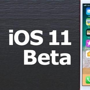 iOS 11 Güncelleme Hataları ve Çözümü