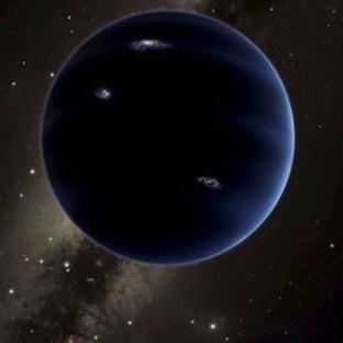 Karanlık Gezegen Keşfedildi