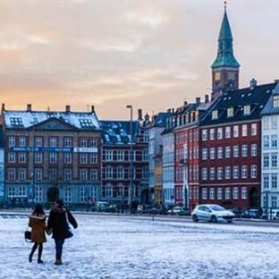 Kışın Bambaşka Görünen 8 Avrupa Şehri
