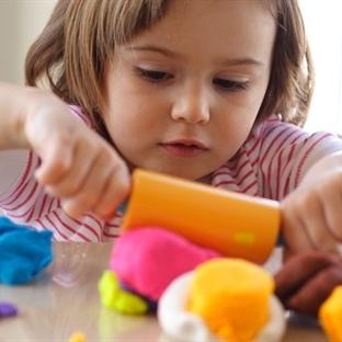 Oyun Hamuru Seçimi Çocuk Sağlığını Etkilyor!