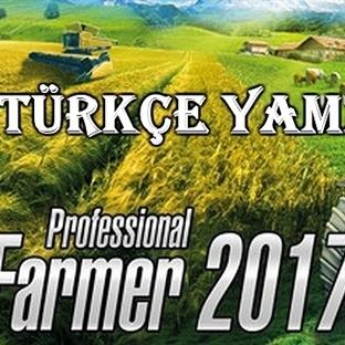 Professional Farmer 2017 Türkçe Yama