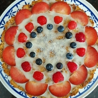 Şekersiz ve Glutensiz Pasta