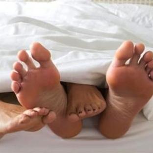 Yatakta mutlu olmak için kilolar yatağa girmesin