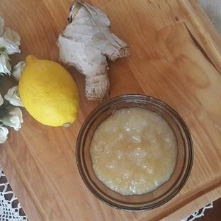 Zencefilli Limon Marmelatı