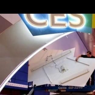 2018 CES Fuarı Geleceğin Teknolojileri Tanıtıldı