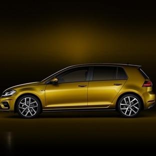 2019 Volkswagen Golf'ün Üretimi Başlıyor