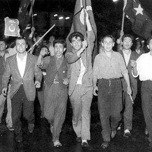 27-28 Ocak 1958 Kıbrıs Olayları
