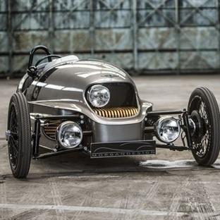 3 Tekerlekli Elektrikli Otomobil