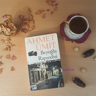 Ahmet Ümit Beyoğlu Rapsodisi