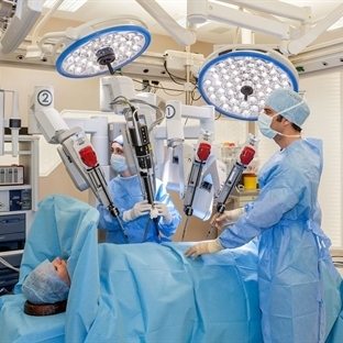 Akciğer Kanseri Tedavisinde Robotik Ameliyatlar
