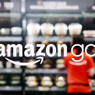 Amazon Go ile Kasasız ilk Market