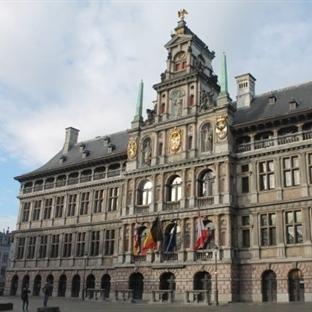 Belçika'nın Elması Antwerp'te 1 Gün