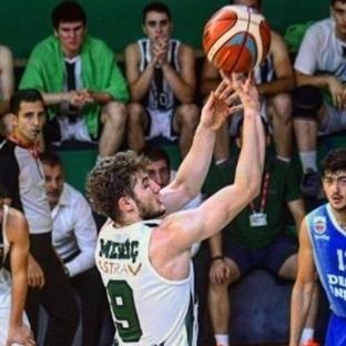 BGL'de ilk triple-double Mehmet Meriç'ten