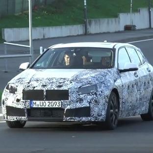 BMW'nin F40 kodlu 2019 1 Serisi Ringe Çıktı!