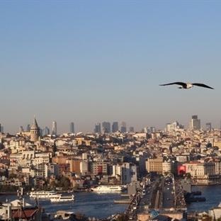 Büyük Valide Han veya Kuşbakışı İstanbul