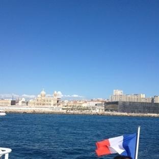 Evlendiğimiz şehir : Marsilya