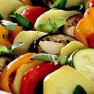 Fırında karışık sebze yemeği tarifi