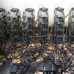 Kaçak Elektrik İle Bitcoin Ürettiler!