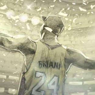 Kobe Bryant Oscar adayı oldu