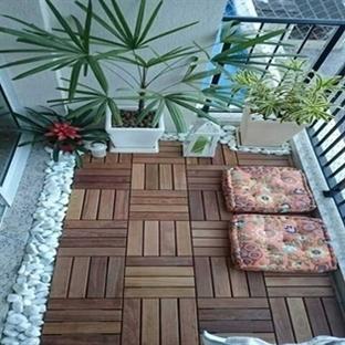 Küçük Balkon Dekorasyonu İçin İpuçları