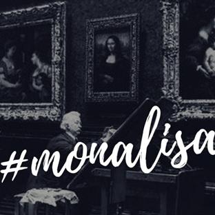 Mona Lisa: Kendi Halinde Bir Tablo İken