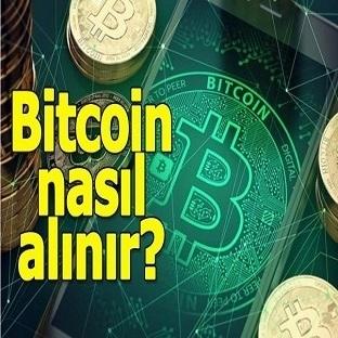 Nasıl Bitcoin Alabilirim?