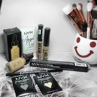 NYX Cosmetics Alışverişi