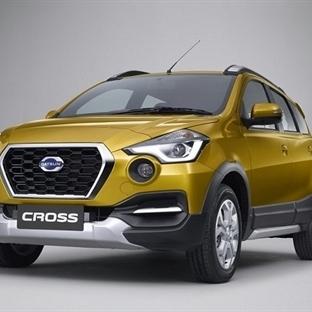 Renault-Nissan'dan yeni bir oto; Datsun Cross