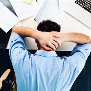 İşinizle Alakalı 4 Stres Tipi ve Üstesinden Gelmen