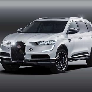 SUV Otomobil Çıkarma İşine Bugatti Girecek mi?