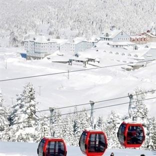 Türkiye'de kış tatili yapılabilecek yerler