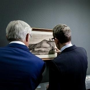 Van Gogh'un Unutulan Bir Resmi Daha Bulundu