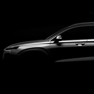 Yeni Hyundai Santa Fe Geliyor