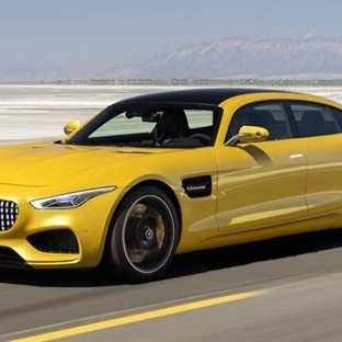 Yeni Mercedes-Benz AMG Hibrit Motorla Gelecek