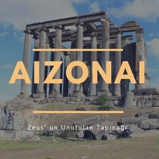 Zeus'un Unutulan Tapınağı