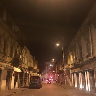 Bambis Rigi ve Eski Tiflis'de Bir Bohem Akşam