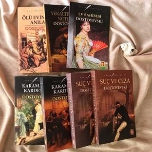 Dostoyevski ve Eserleri (2)