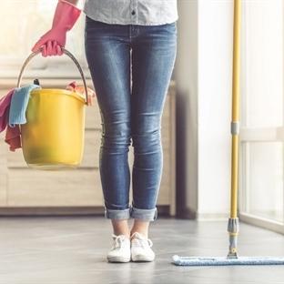 Evinizi Temizlerken Bunları Yapmayı Unutmayın