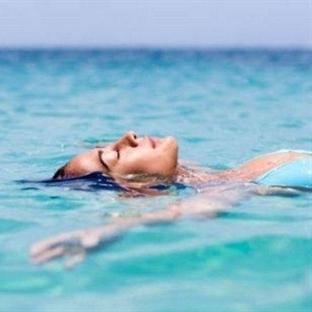 Formda kalmanın sırrı su egzersizlerinde gizli