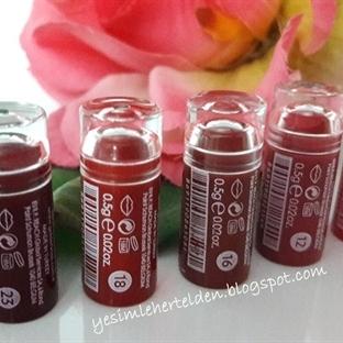 Golden Rose Mini Velvet Matte Lipstick MIX 2