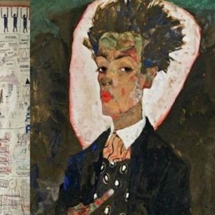 Jean-Michel Basquiat ve Egon Schiele Louis Vuitton
