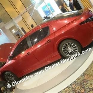 İkinci yerli otomobilini üretti; GEN TM-480