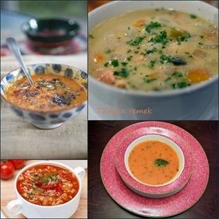Sımsıcak 6 Çeşit Sonbahar Çorbası